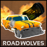 <h5>Road Wolves</h5><p>Racing shooter</p>
