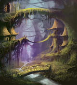 <h5>Elven Tree Village</h5>
